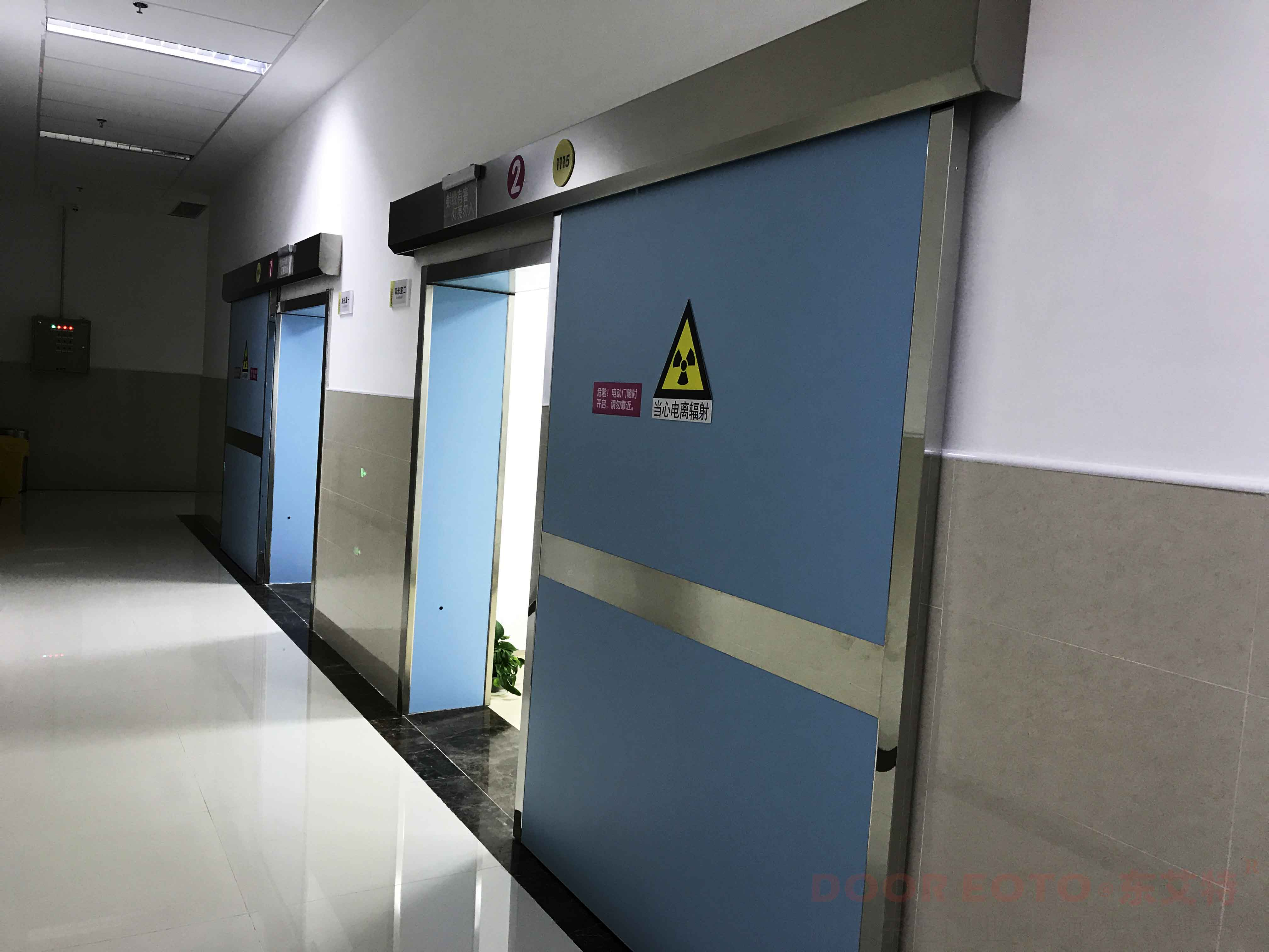 X射线防护铅门